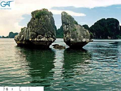 Halong bay one day tour-viet travel advisor- Thien Cung Cave.wmv.mp4