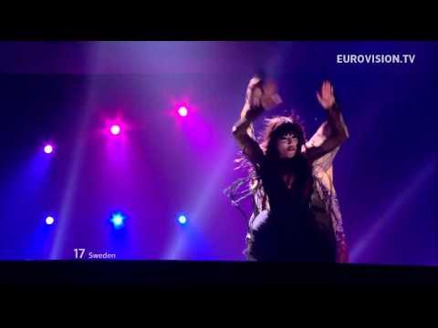 "Eurovision 2012 Winner ""Euphoria"" From Loreen Talhaoui of Sweden"
