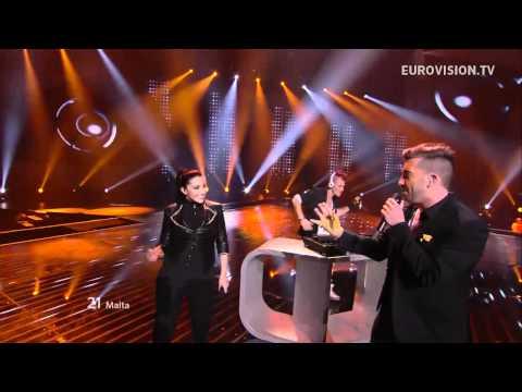 """Eurovision 2012 Finalist: Kurt Calleja - """"This Is The Night"""" (Malta)"""