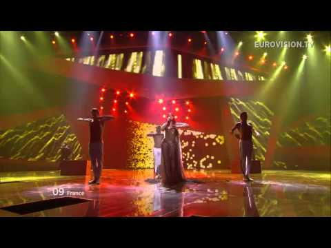 "Eurovision Finalist 2012: Anggun - ""Echo (You And I)"" (France)"