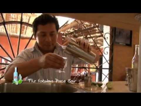 Peru's fabulous Pisco Sour