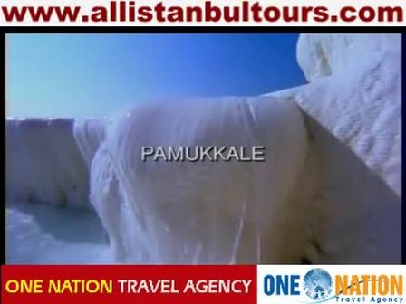 Pamukkale Travel Guide, Pamukkale Sights