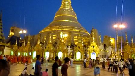 Chùa Vàng Shwedagon - Yangon - Myanmar