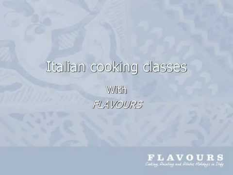 Italian cooking classes: How to make tiramisu