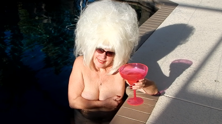 TravelSlut's pool invite to Hedonism II resort Group Trip for June