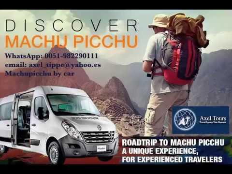 Machupicchu by Car
