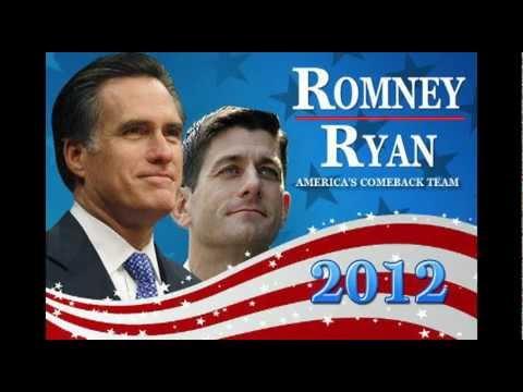 Romney and Ryan 2012 by Ron and Kay Rivoli - Rivoli Revue