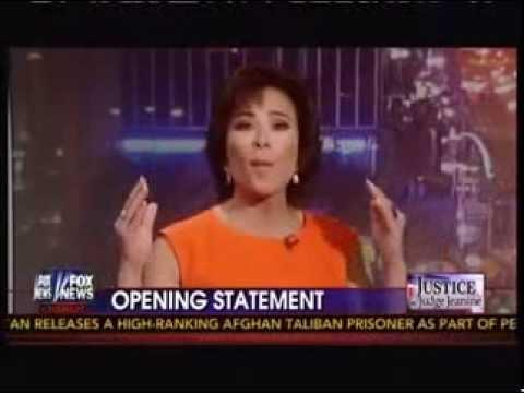 Judge Jeanine eviscerates Obama