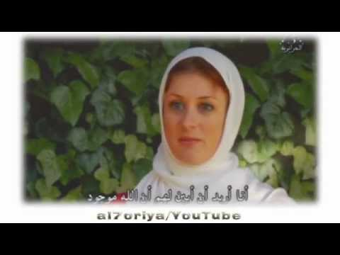 Hollywood girl converted to islam