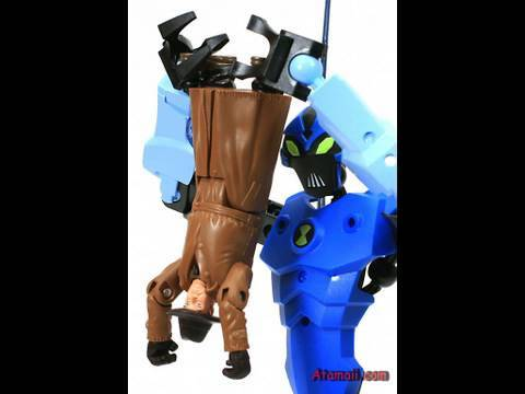 Big Chill LEGO Ben 10 Toys Review