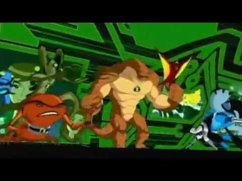 Ben 10 Ultimate Alien Intro