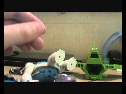 5 ben 10 toys haywire review