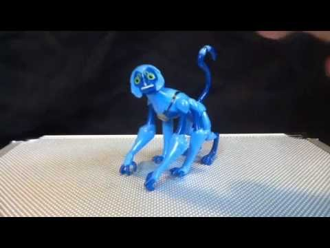 Ben 10 Alien Force Alien Collection Spider Monkey