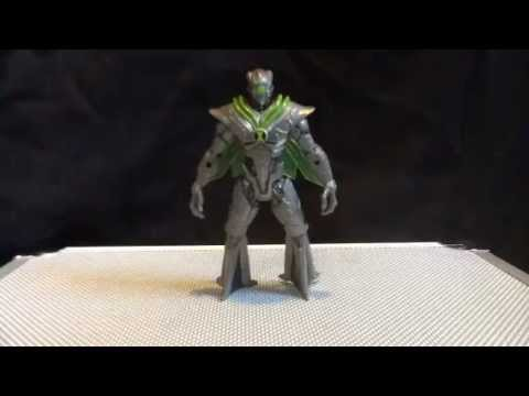 Ben 10 Alien Force Alien Collection Nanomech (Alien Swarm)