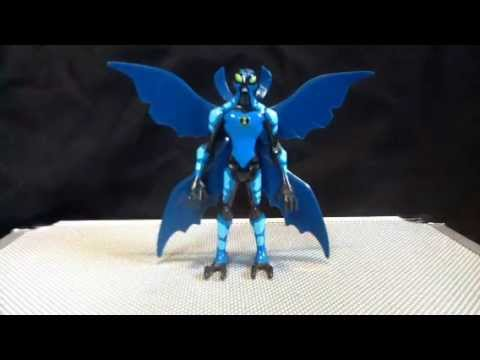 Ben 10 Alien Force Alien Collection Big Chill