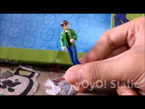 GRV Ben 10 6 in 1 Action figures Review Part 2 of 3
