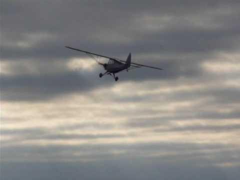 G-AFZL departing Compton Aug 18, 09