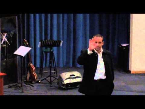 Preek tydens Oggenderediens PVR Gemeenskapskerk op 2014-08-24