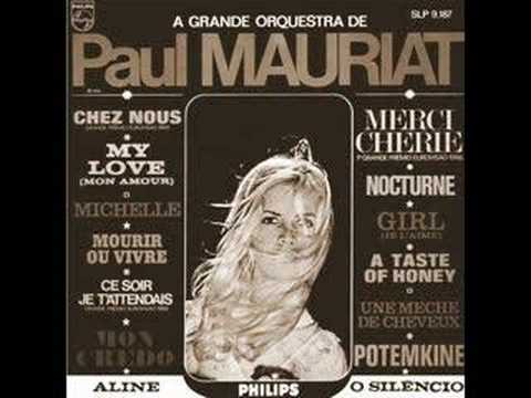 PAUL MAURIAT - MERCI CHERIE