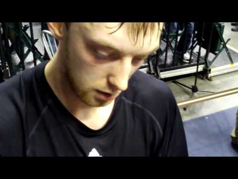 Oleksiy Pecherov Signing Autographs in Indianapolis