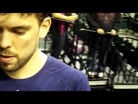 Marc Gasol Memphis Grizzlies Signing Autographs in Indianapolis