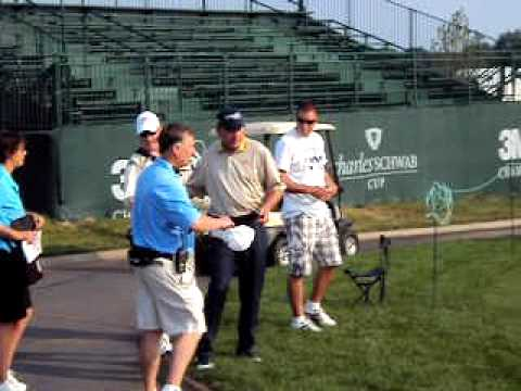 nick price signing autographs