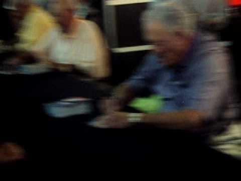 don january miller barber and david graham signing autographs