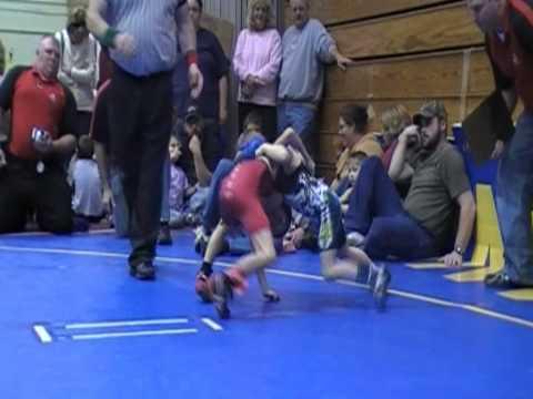 Stevo Poulin: 8 Year-Old, Pint-Sized Wrestling Champ