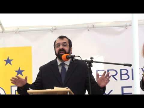 Robert Spencer / Pax Europa rally Berlin 10/3/2009 - Part 3