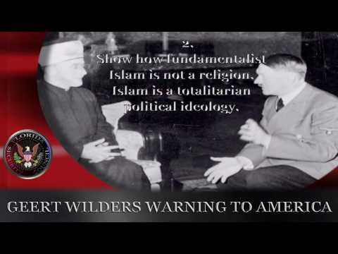Geert Wilders Warning to America Part 2 of 2