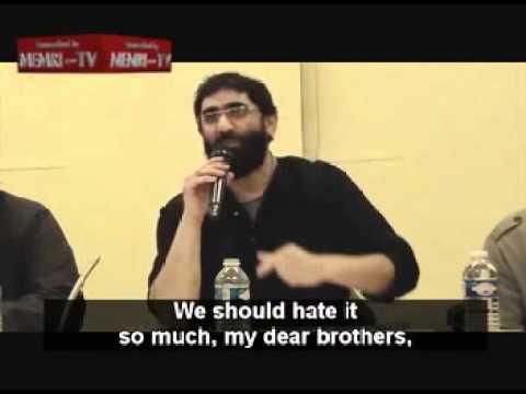 British salafi Abu Mounisa - The Islamic Awakening Conference