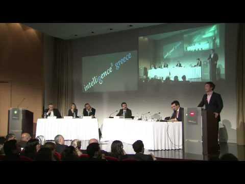 Intelligence Squared Athens debate: Douglas Murray Part 1