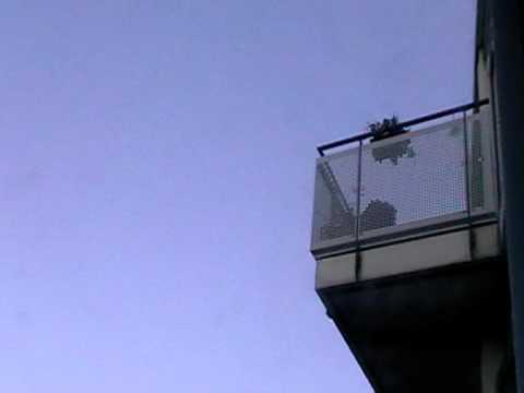 Two UFO's  dailylight sighting in Holland