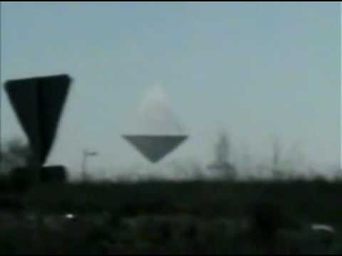Pyramid Hologram in Spain