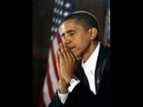 BARACK OBAMA -I'M ONLY A MAN (REMIX) THE DELLS