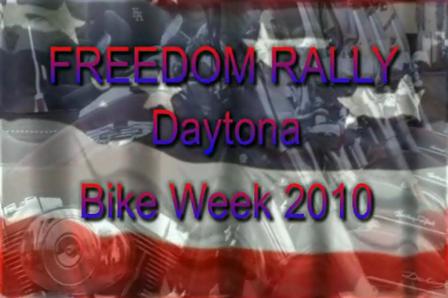 Daytona Bike Week: Freedom Rally-2010