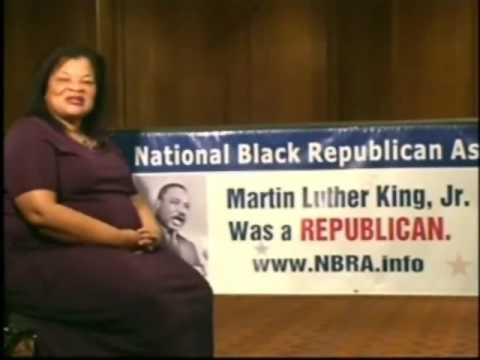 Martin Luther King -  Republican for those that forget that!
