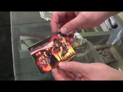 2009 Topps Star Wars Galaxy Trading Cards Live Box Break