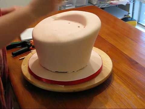 Hoe maak je een Topsy Turvy taart
