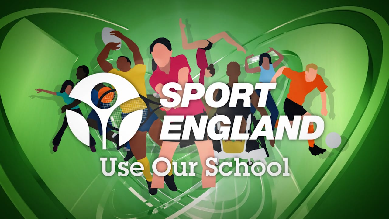 Sport England 'Use our School' teaser