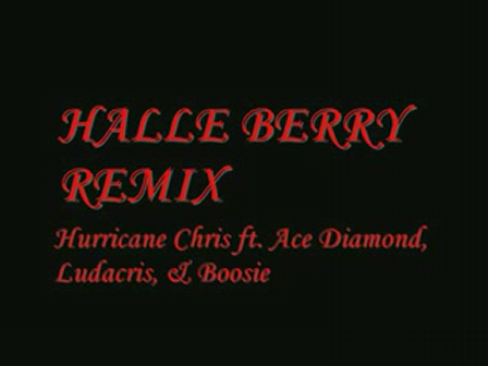 Halle Berry Remix Video