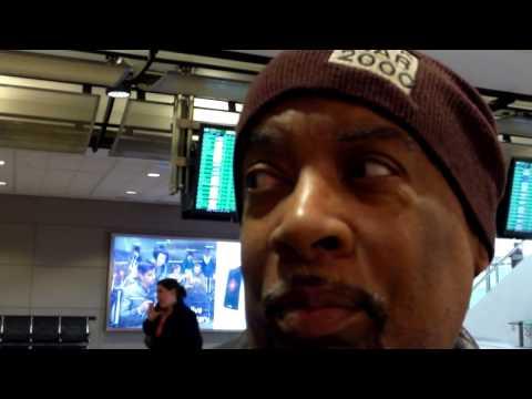 """Denver Airport """"Artwork""""--Sinister, Frightening, Morbid, Doomsday! Have a nice flight!"""