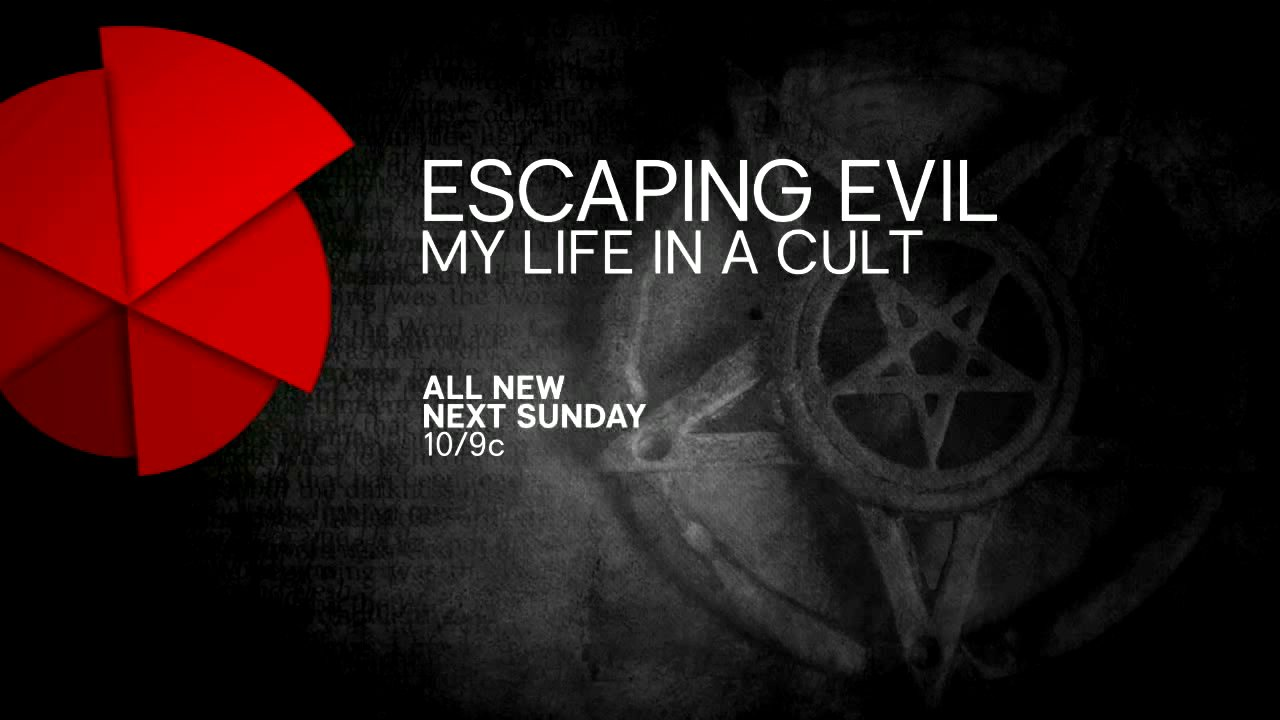 khalil amani: Escaping Evil - My Life in a Cult