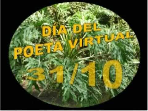 31/10 Día del poeta virtual