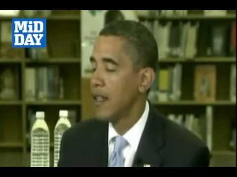 Obama on Gandhi
