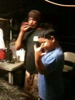 Video uploaded on December 11, 2011