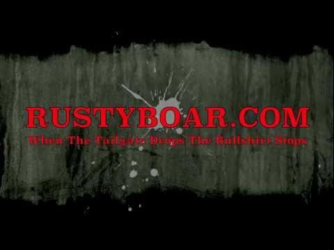 RUSTYBOAR.COM PRIDE HUNTNG 6