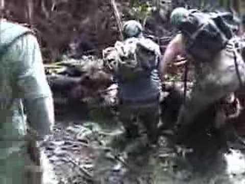 Dog&Knife Boar Hunting Hawaii, Part-1