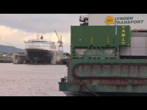 Alaska Marine Lines - Barge Service to Alaska