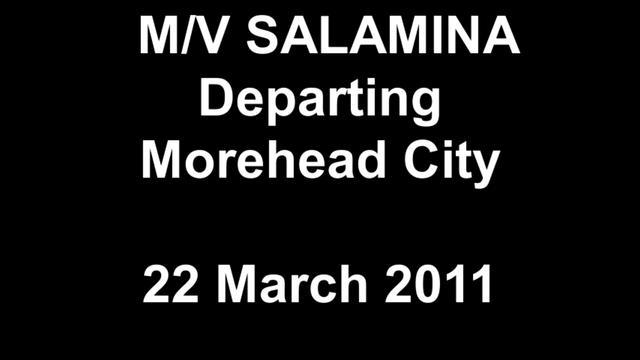 M/V SALAMINA